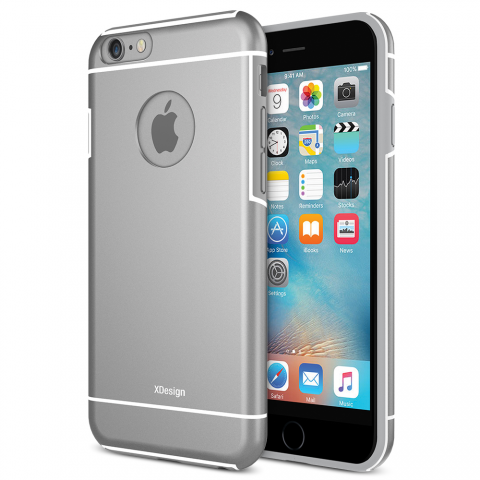 Inception Slim Case - Grey