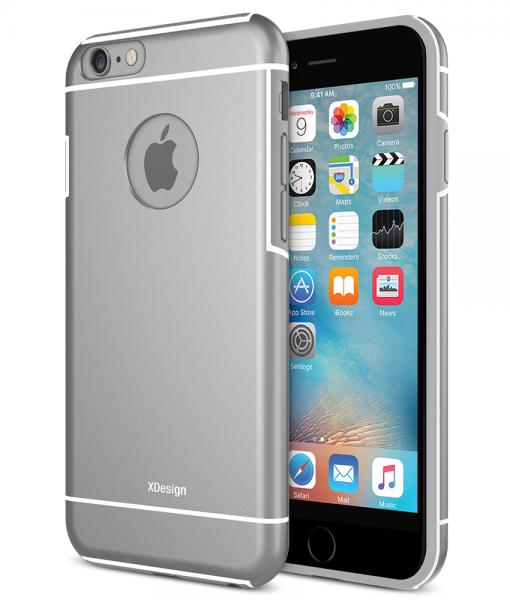 Inception Slim Case - Grey
