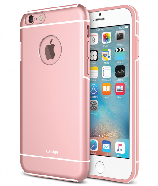 Inception Slim Case - Rose Gold