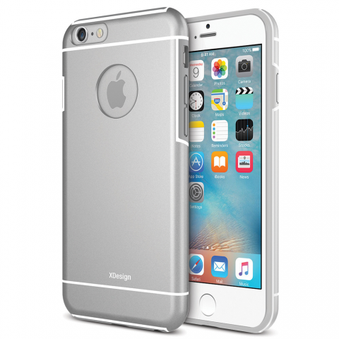 Inception Slim Case - Silver
